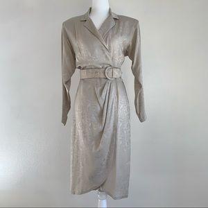Vintage 80s Liz Claiborne dress